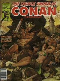 Cover Thumbnail for The Savage Sword of Conan (Marvel, 1974 series) #50