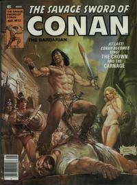 Cover Thumbnail for The Savage Sword of Conan (Marvel, 1974 series) #52