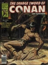 Cover Thumbnail for The Savage Sword of Conan (Marvel, 1974 series) #53