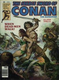 Cover Thumbnail for The Savage Sword of Conan (Marvel, 1974 series) #55