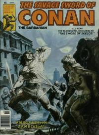 Cover Thumbnail for The Savage Sword of Conan (Marvel, 1974 series) #58