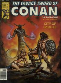 Cover Thumbnail for The Savage Sword of Conan (Marvel, 1974 series) #59