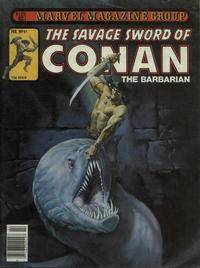 Cover Thumbnail for The Savage Sword of Conan (Marvel, 1974 series) #61