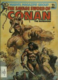 Cover Thumbnail for The Savage Sword of Conan (Marvel, 1974 series) #70