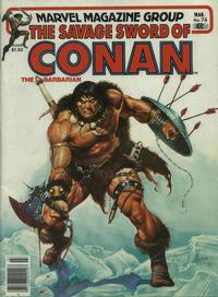 Cover Thumbnail for The Savage Sword of Conan (Marvel, 1974 series) #74