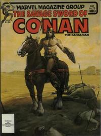 Cover Thumbnail for The Savage Sword of Conan (Marvel, 1974 series) #76