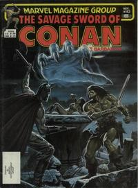 Cover Thumbnail for The Savage Sword of Conan (Marvel, 1974 series) #82