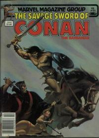 Cover Thumbnail for The Savage Sword of Conan (Marvel, 1974 series) #85
