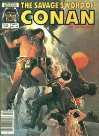 Cover Thumbnail for The Savage Sword of Conan (Marvel, 1974 series) #116