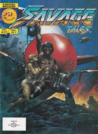 Cover Thumbnail for Savage Tales (Marvel, 1985 series) #2