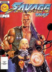 Cover Thumbnail for Savage Tales (Marvel, 1985 series) #7