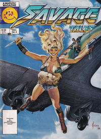 Cover Thumbnail for Savage Tales (Marvel, 1985 series) #8