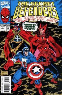 Cover Thumbnail for The Secret Defenders (Marvel, 1993 series) #7