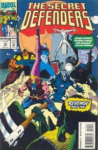 Cover Thumbnail for The Secret Defenders (Marvel, 1993 series) #10