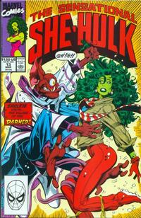 Cover Thumbnail for The Sensational She-Hulk (Marvel, 1989 series) #13