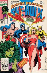 Cover Thumbnail for The Sensational She-Hulk (Marvel, 1989 series) #22