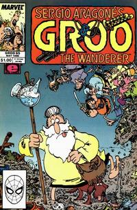 Cover Thumbnail for Sergio Aragonés Groo the Wanderer (Marvel, 1985 series) #65 [Direct Edition]