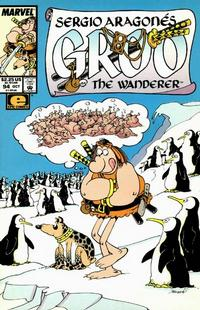 Cover Thumbnail for Sergio Aragonés Groo the Wanderer (Marvel, 1985 series) #94 [Direct Edition]