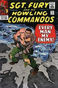 Cover Thumbnail for Sgt. Fury (Marvel, 1963 series) #25