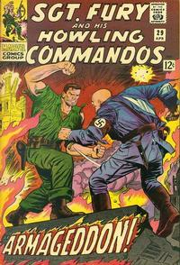 Cover Thumbnail for Sgt. Fury (Marvel, 1963 series) #29