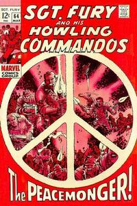 Cover Thumbnail for Sgt. Fury (Marvel, 1963 series) #64