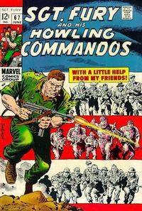 Cover Thumbnail for Sgt. Fury (Marvel, 1963 series) #67