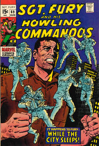 Cover Thumbnail for Sgt. Fury (Marvel, 1963 series) #69