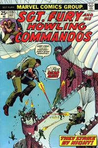 Cover Thumbnail for Sgt. Fury (Marvel, 1963 series) #119