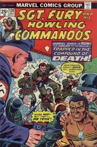 Cover Thumbnail for Sgt. Fury (Marvel, 1963 series) #120