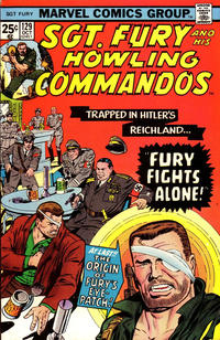 Cover Thumbnail for Sgt. Fury and His Howling Commandos (Marvel, 1974 series) #129