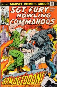 Cover Thumbnail for Sgt. Fury and His Howling Commandos (Marvel, 1974 series) #131
