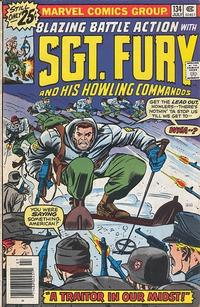 Cover Thumbnail for Sgt. Fury and His Howling Commandos (Marvel, 1974 series) #134