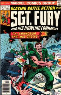 Cover Thumbnail for Sgt. Fury and His Howling Commandos (Marvel, 1974 series) #135