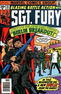 Cover Thumbnail for Sgt. Fury and His Howling Commandos (Marvel, 1974 series) #137