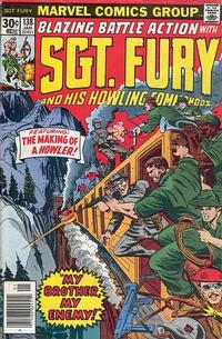 Cover Thumbnail for Sgt. Fury and His Howling Commandos (Marvel, 1974 series) #138
