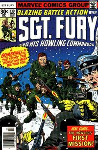 Cover Thumbnail for Sgt. Fury and His Howling Commandos (Marvel, 1974 series) #139