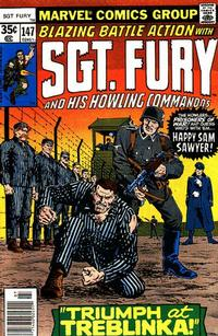 Cover Thumbnail for Sgt. Fury and His Howling Commandos (Marvel, 1974 series) #147