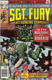 Cover Thumbnail for Sgt. Fury and His Howling Commandos (Marvel, 1974 series) #148
