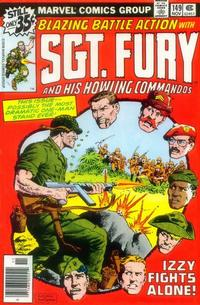 Cover Thumbnail for Sgt. Fury and His Howling Commandos (Marvel, 1974 series) #149