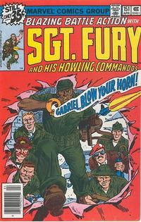 Cover Thumbnail for Sgt. Fury and His Howling Commandos (Marvel, 1974 series) #151