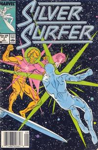 Cover Thumbnail for Silver Surfer (Marvel, 1987 series) #3