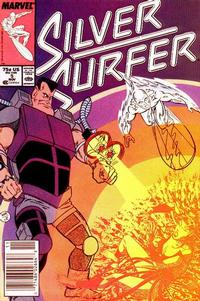 Cover Thumbnail for Silver Surfer (Marvel, 1987 series) #5
