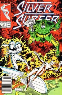 Cover Thumbnail for Silver Surfer (Marvel, 1987 series) #13