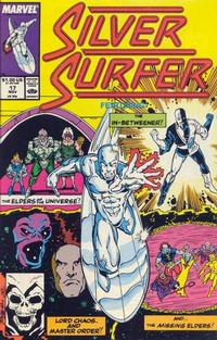 Cover Thumbnail for Silver Surfer (Marvel, 1987 series) #17