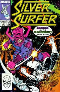Cover Thumbnail for Silver Surfer (Marvel, 1987 series) #18