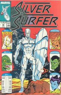 Cover Thumbnail for Silver Surfer (Marvel, 1987 series) #20