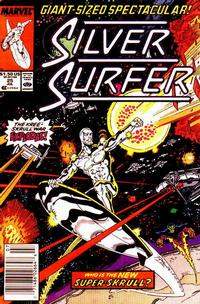 Cover for Silver Surfer (Marvel, 1987 series) #25
