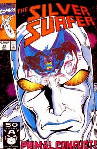 Cover Thumbnail for Silver Surfer (Marvel, 1987 series) #49