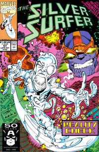 Cover Thumbnail for Silver Surfer (Marvel, 1987 series) #57