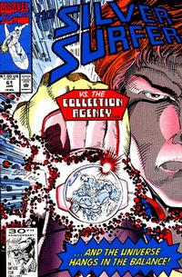 Cover Thumbnail for Silver Surfer (Marvel, 1987 series) #61 [Direct]